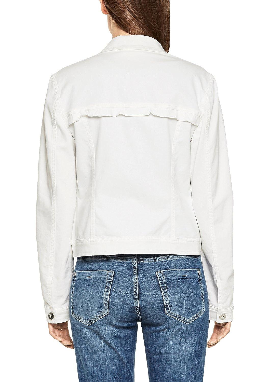 s oliver damen jeans jacke amazon