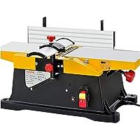 Cepilladora eléctrica de escritorio de 6 pulgadas 1800w 12000 rpm Ensambladora de madera de sobremesa Cepilladora/Regresadora para…
