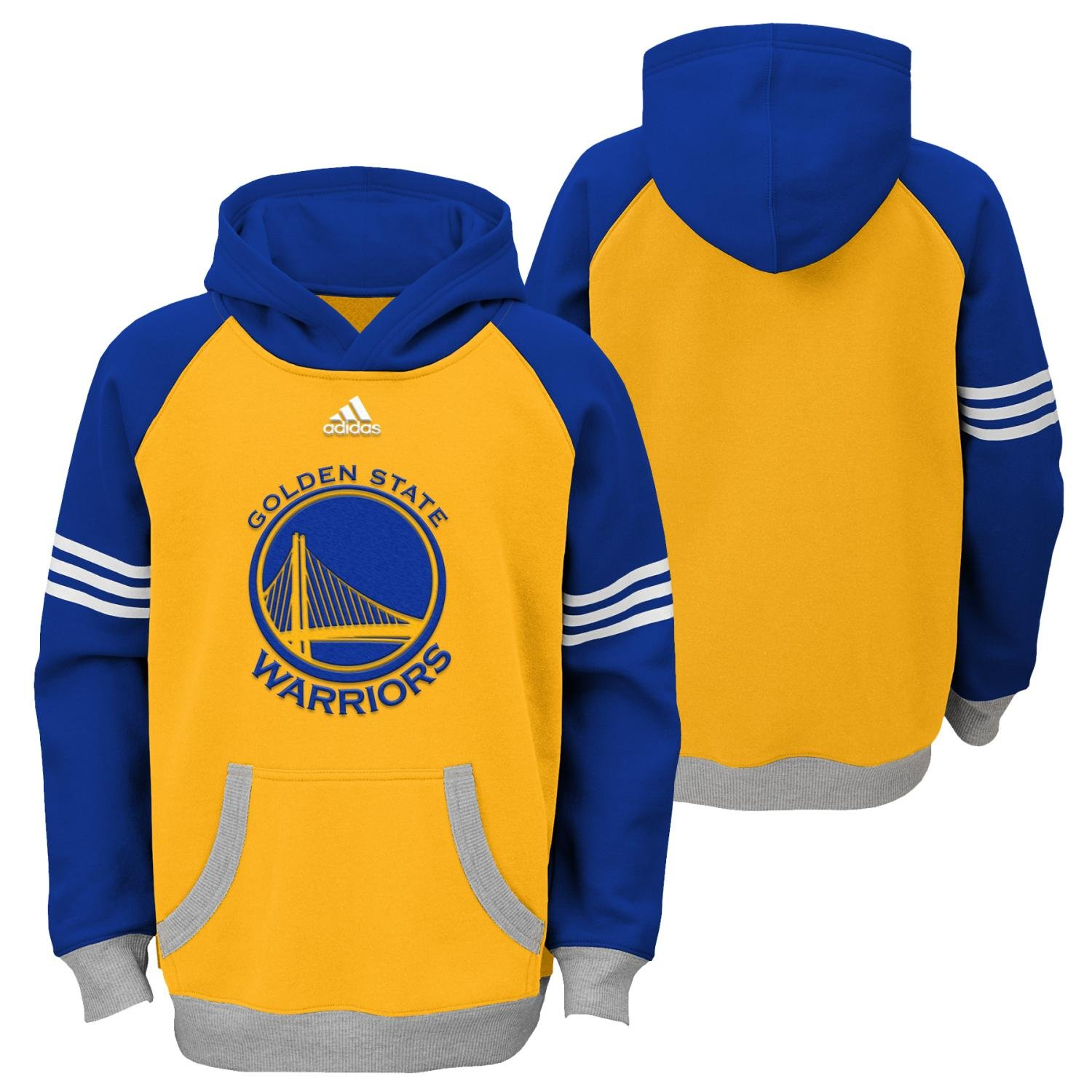 Golden State Warriors Youth NBA Adidas