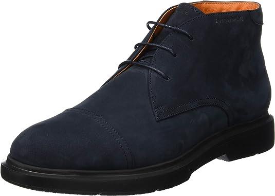 Stonefly Truman 2 Nubuk, Zapatos de Cordones Derby Hombre
