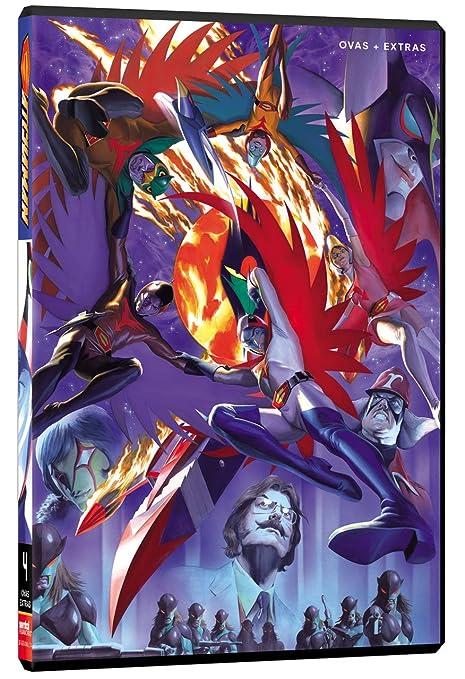 Gatchaman Complete Collection [Reino Unido] [DVD]: Amazon.es ...