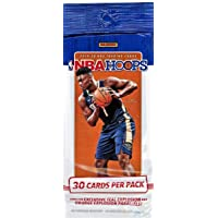 $24 » 2019-20 Panini Hoops NBA Basketball Fat Pack (30 Cards) - Look for Exclusive Teal/Orange Explosion Parallels of Zion Williamson and Ja…