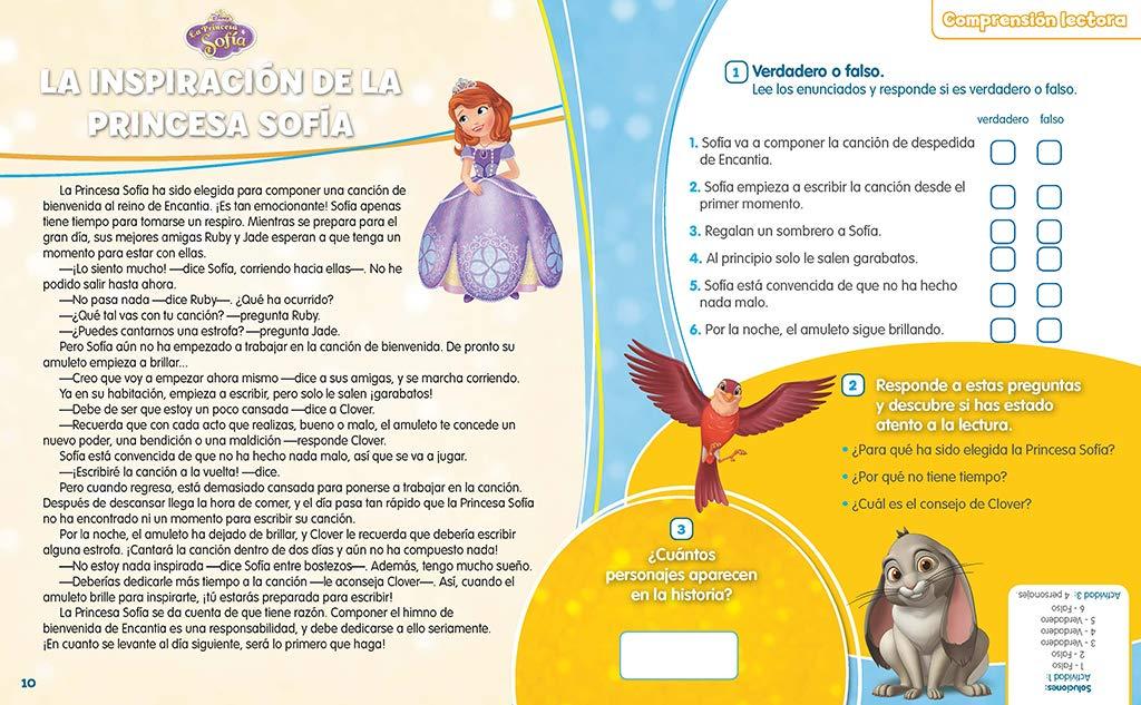 Disney Junior 100 historias Disney para leer y aprender en cualquier lugar: Amazon.es: Disney, Adosaguas Sayalero SLU;: Libros