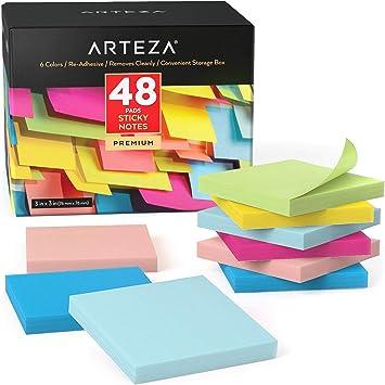 "sheet 48 stars self adhesive sticky vinyl various colours 1/"" 25 mm"