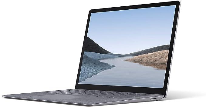 Amazon Com Microsoft Surface Laptop 3 13 5 Touch Screen