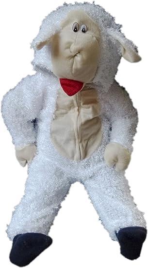 AN63 tamaño de 6-9 meses disfraz de oveja disfraz de oveja ovejas ...