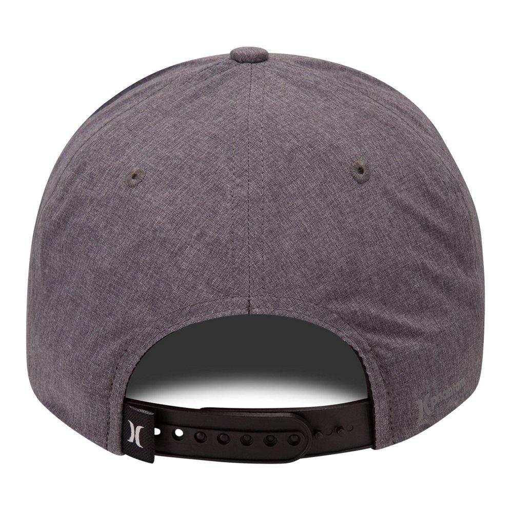 33f88e37537624 Hurley Mens Phantom Corp Cap OS Black: Amazon.in: Clothing & Accessories