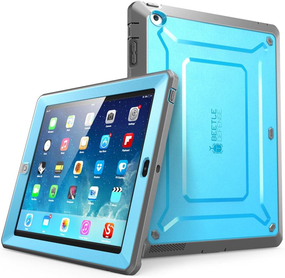 Supcase Apple Ipad 4 3 2 Hülle 360 Grad Schutzhülle Computers Accessories
