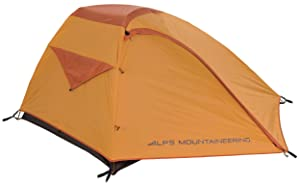 ALPS Mountaineering Zephyr 3-Person Tent, Copper/Rust
