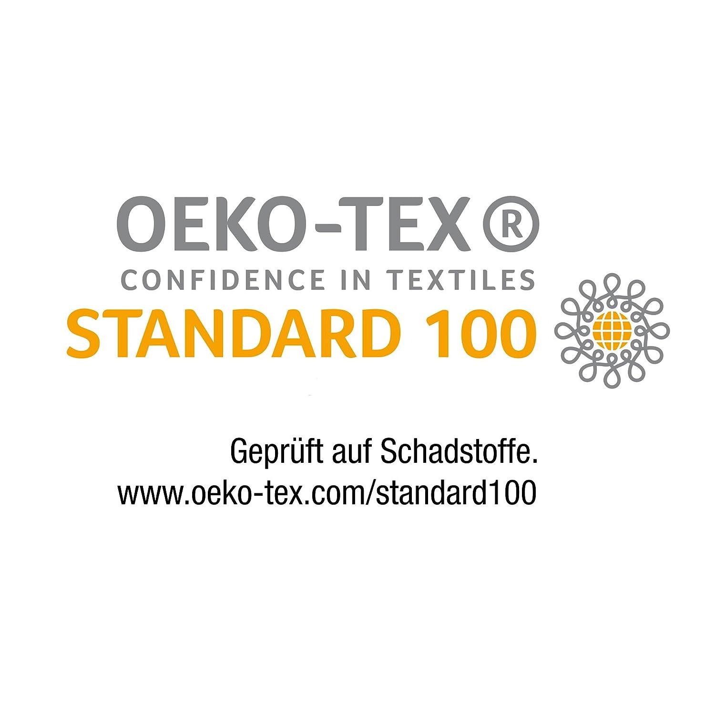 Frottee Schonbezug Sonnenliege Kein Verrutschen Beautissu XL Handtuch Liege Marbella 70x200cm Oeko-Tex Anthrazit /& div Farben