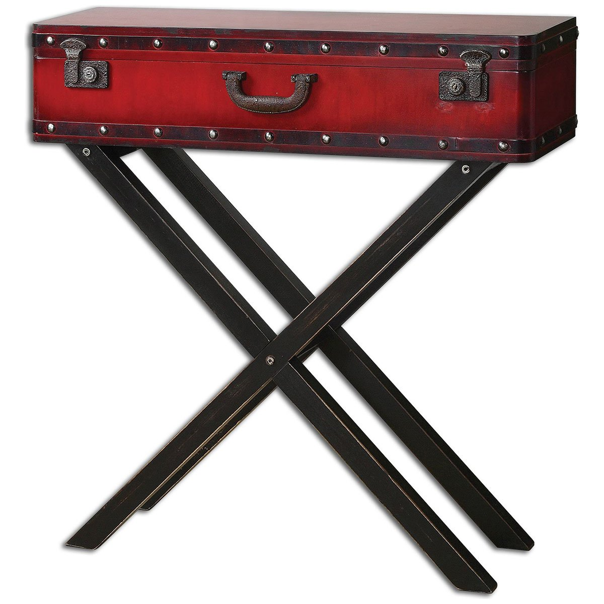 Amazon uttermost 24379 taggart console table red kitchen amazon uttermost 24379 taggart console table red kitchen dining geotapseo Gallery