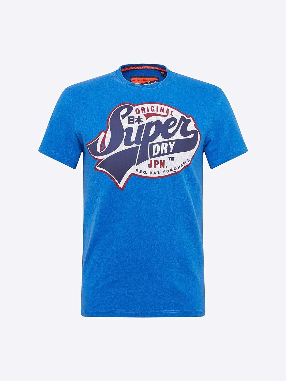 Superdry Herren Heritage Classic Tee Tee Tee Pullunder B07NF8QKZ8 T-Shirts Verpackungsvielfalt 821445