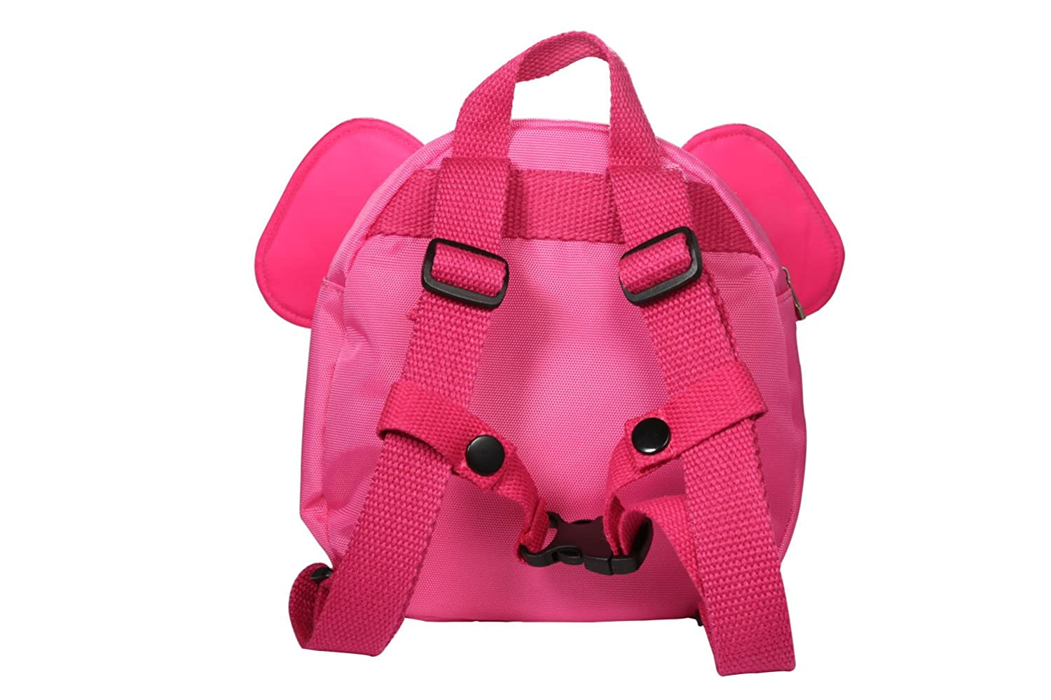 Pink WINSHEA Baby Toddler Safety Harness Backpack Child Kids Strap Shoulder Backpack Bag with Reins Leash Rucksack Harness Walkers Tether Belt Butterfly with Wings