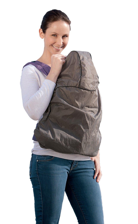 Amazonas AZ5039500 - Protector de lluvia para mochilas y porta-bebés AZ-5039500