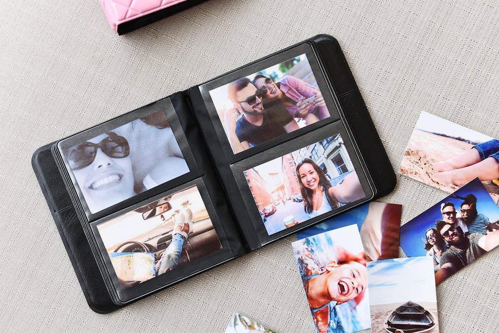 Edita Mini Impresora Bluetooth para iPhone y Android KODAK Imprime y comparte Fotos Zink 2x3 con aplicaci/ón de Sonrisa Gratuita Impresora Digital instant/ánea con Sonrisa