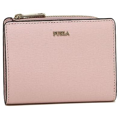 bd6c26072813 Amazon | [フルラ] 折財布 レディース FURLA 963472 PU75 B30 LC4 ピンク ...