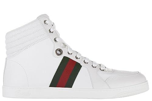 scarpe gucci uomo alte prezzo