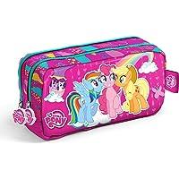My Little Pony Pembe İki Bölmeli Kalemlik (Yaygan Çanta 42163)