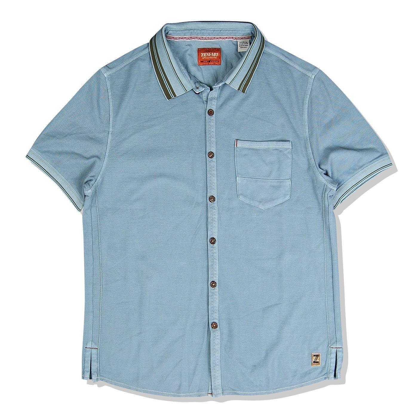 Zenfari Jacket, Mojito, Slate, X-Large