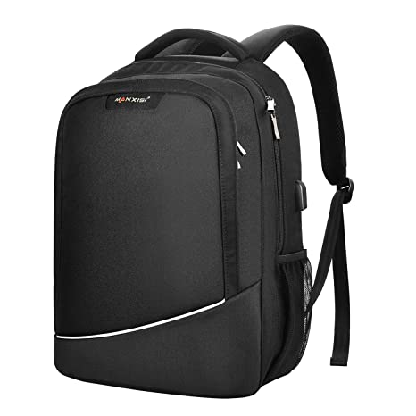 b588219a9187 Image Unavailable. Image not available for. Color  15.6 Laptop Backpack  Business Travel Waterproof ...