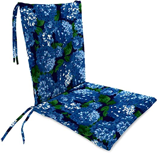 Plow Hearth Classic Polyester Outdoor Rocking Chair Cushion