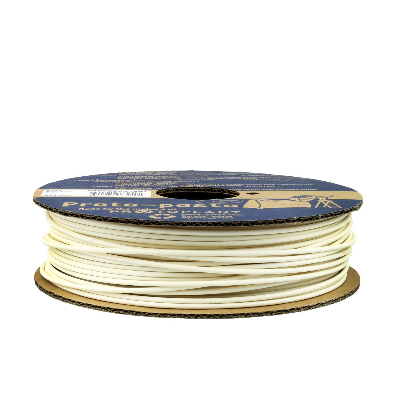 Proto-Pasta HTMF1705-BLK Matte Fiber Black HTPLA 1.75mm 500g