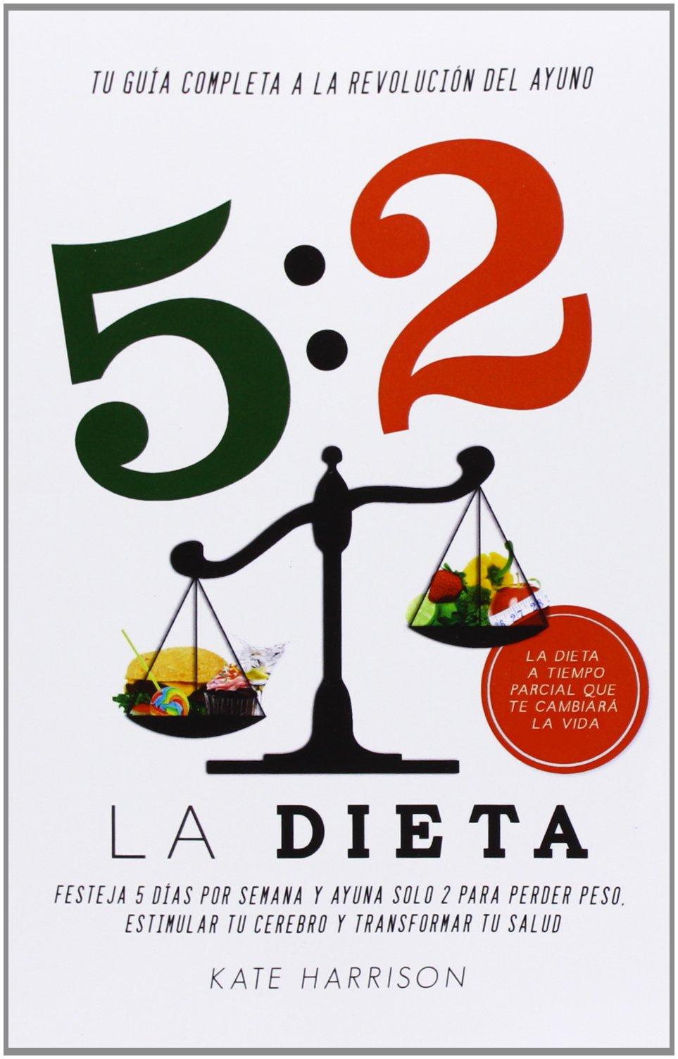 Libro la dieta de las 2 semanas