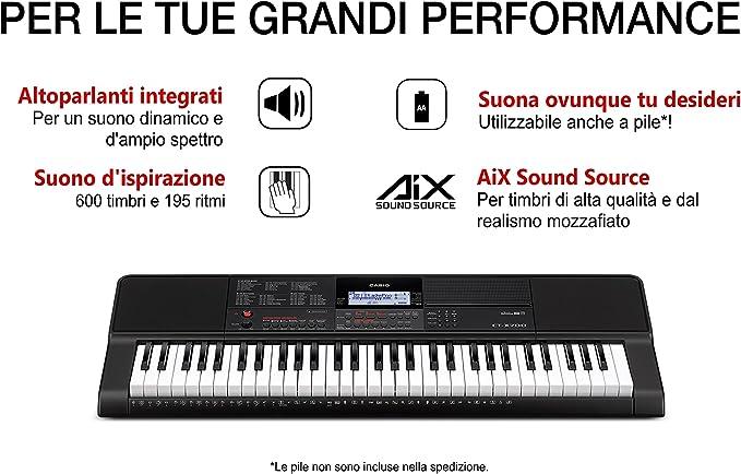 CT-X700: Amazon.es: Instrumentos musicales