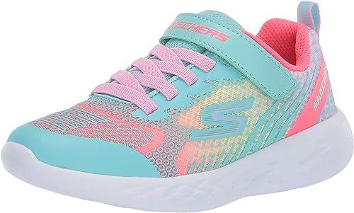 Girl/' Skechers Go Run 600 Sparkle Runner Sneakers Kids Athletic Girls Shoes