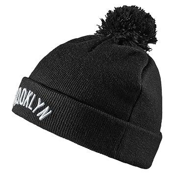 f78d99dd34e adidas - Hats - NBA Brooklyn Nets Beanie - Black - Men  Amazon.co.uk   Sports   Outdoors