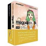 インターネット VOCALOID 4 Starter Pack Megpoid V4 Power