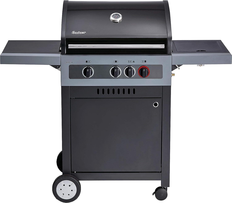 GAMMA   Gasbarbecue Boston zwart kopen?  