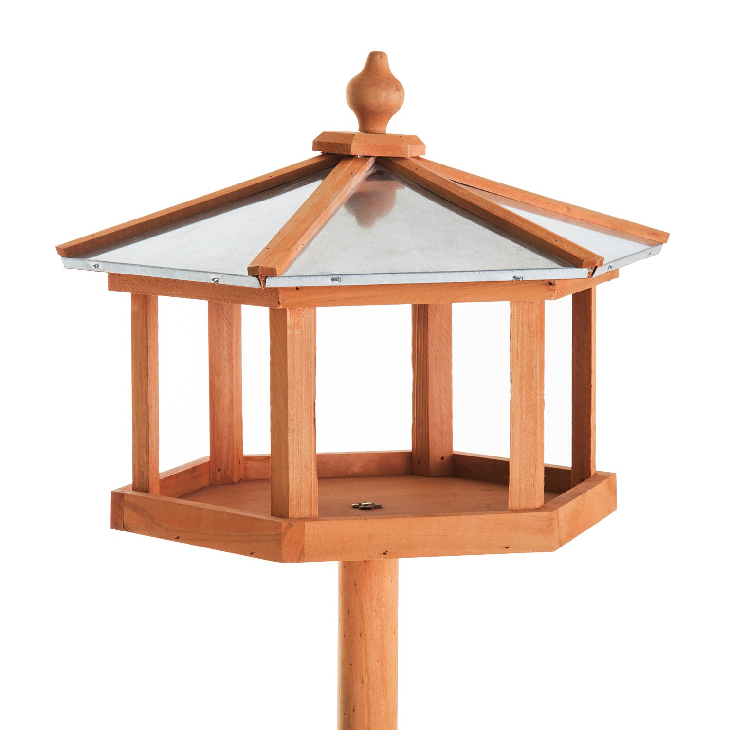 p pictures a gazebo fe large feeders feeder cool s looking white picture roof bird with here
