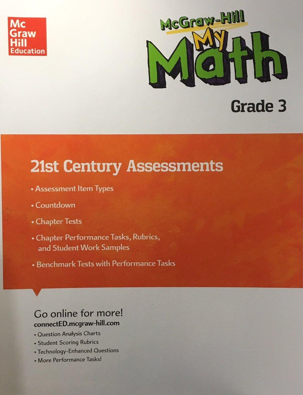 Download My Math Grade 3 21st Century Assessments pdf epub