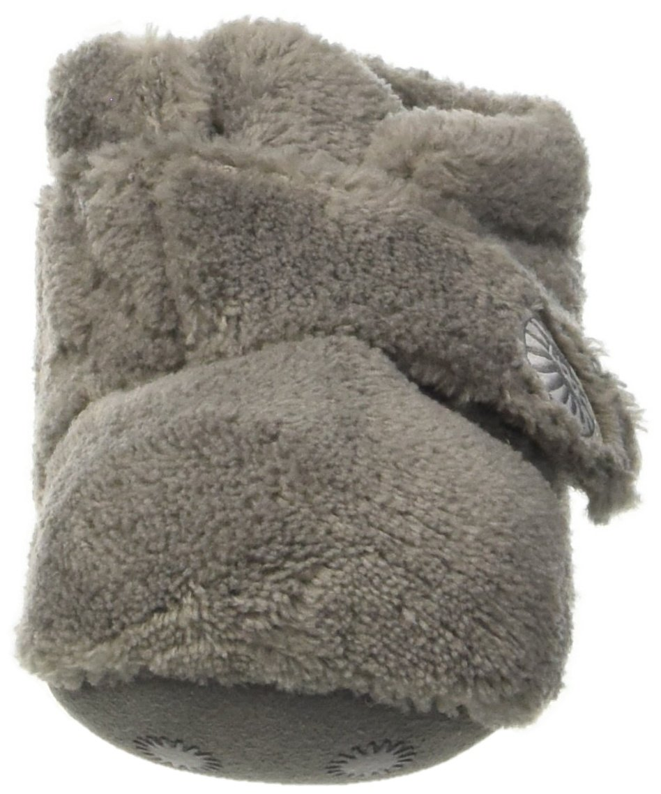 UGG Unisex Bixbee Bootie (Infant/Toddler), Charcoal, 2/3 (6-12 Months) M by UGG (Image #4)