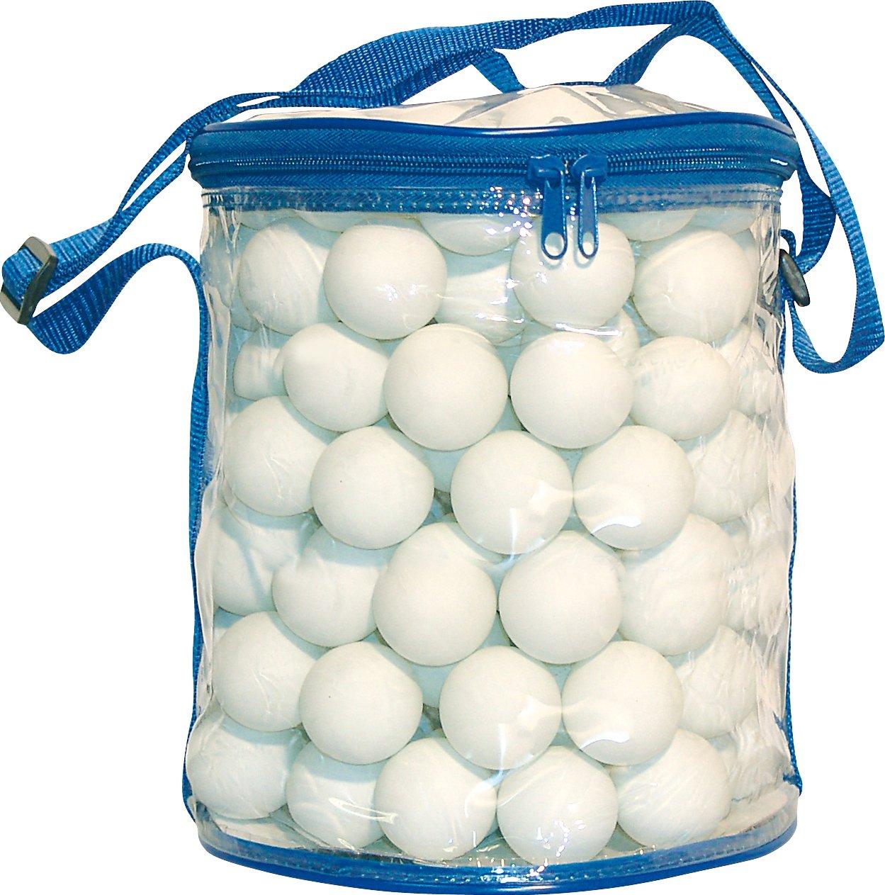sunflex sport - Borsa con 144 palline da ping pong 30011