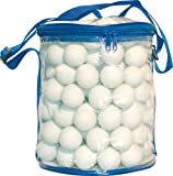 Sunflex Sport PVC Table Tennis Ball Bag with 144 Table Tennis Balls