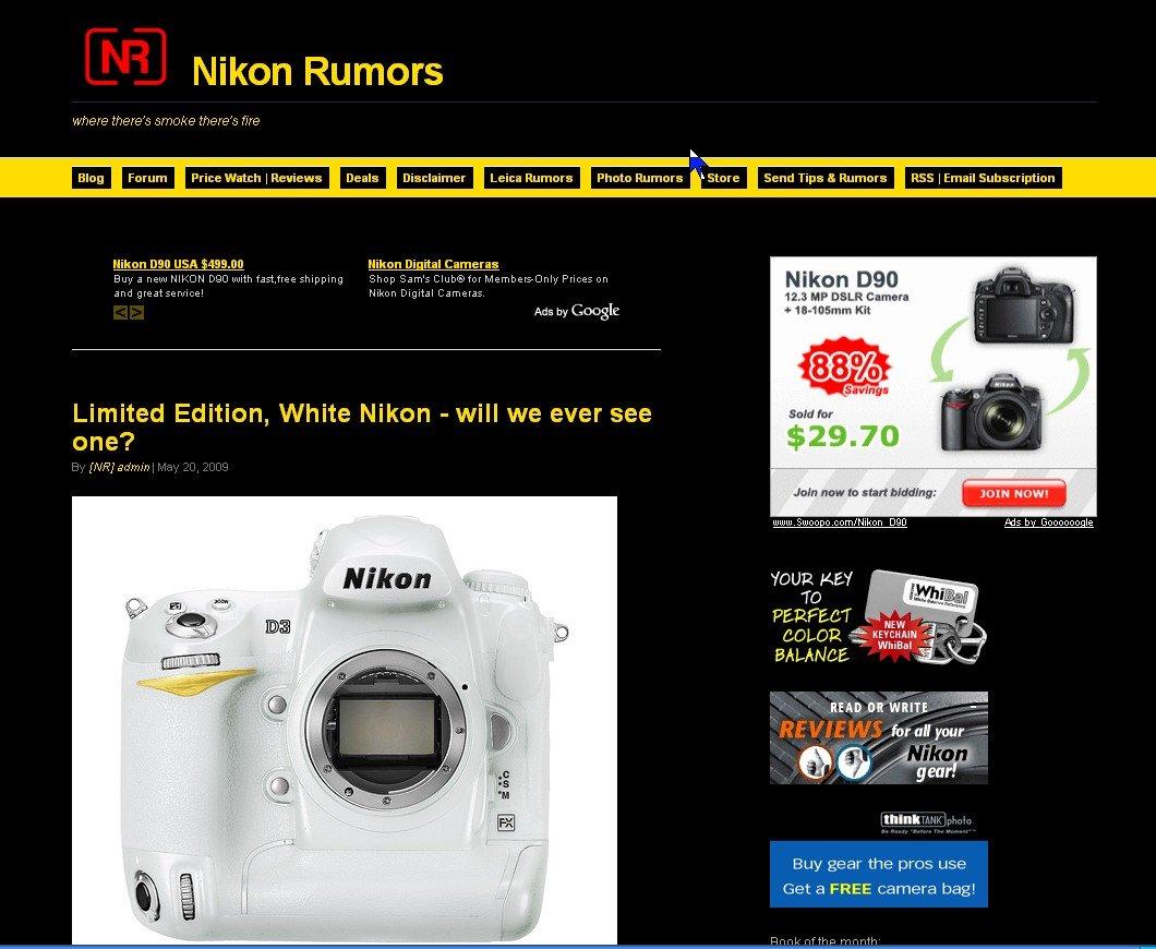 Amazon com: Nikon Rumors: NikonRumors com: Kindle Store