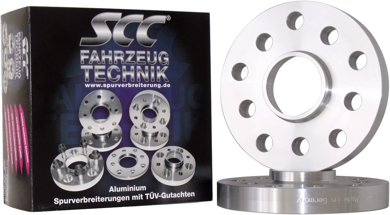 60mm pro Achse - X7M Lk 120//5 NLB 72,6 E70 Spurverbreiterung System 2 SCC Distanzscheibe ALU 30mm f/ür BMW X5 M,