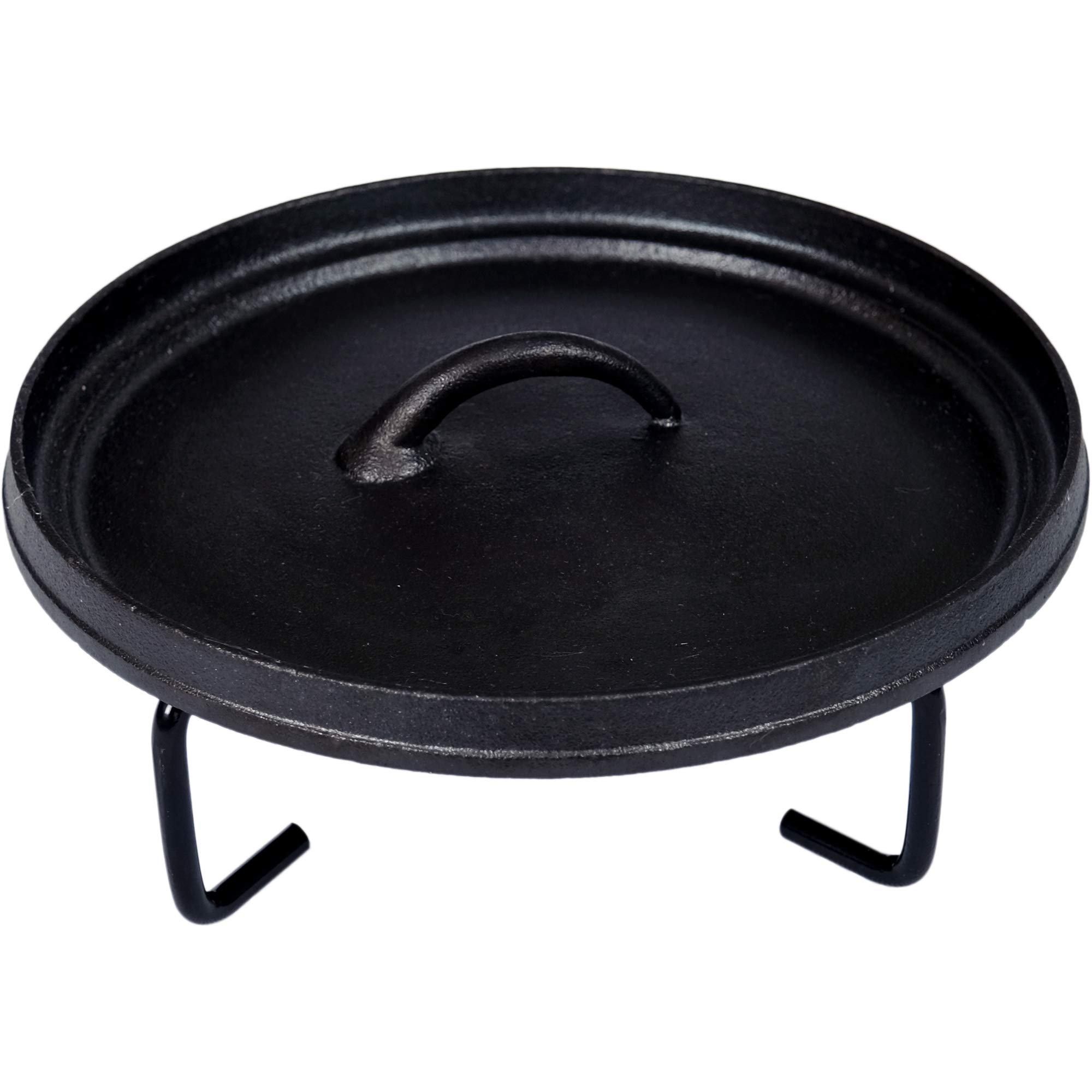 Lid stand, Camp Dutch Oven Tool by Crucible Cookware (Image #4)