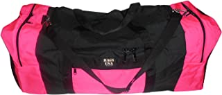 product image for Extra Large Triple Travel Bag Holds All Your Gears Made in U.s.a. (Pink/Black)