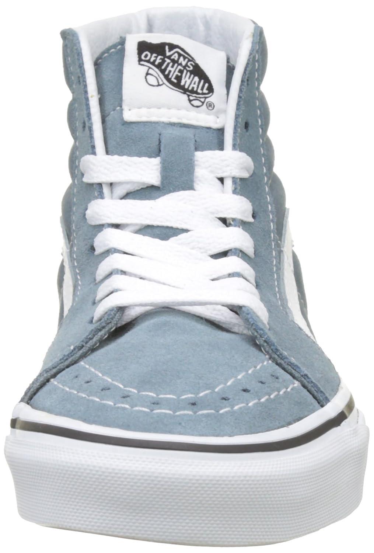 Vans Unisex Adults' SK8 Hi Trainers, Blue (Goblin BlueTrue White), 3 UK 35 EU