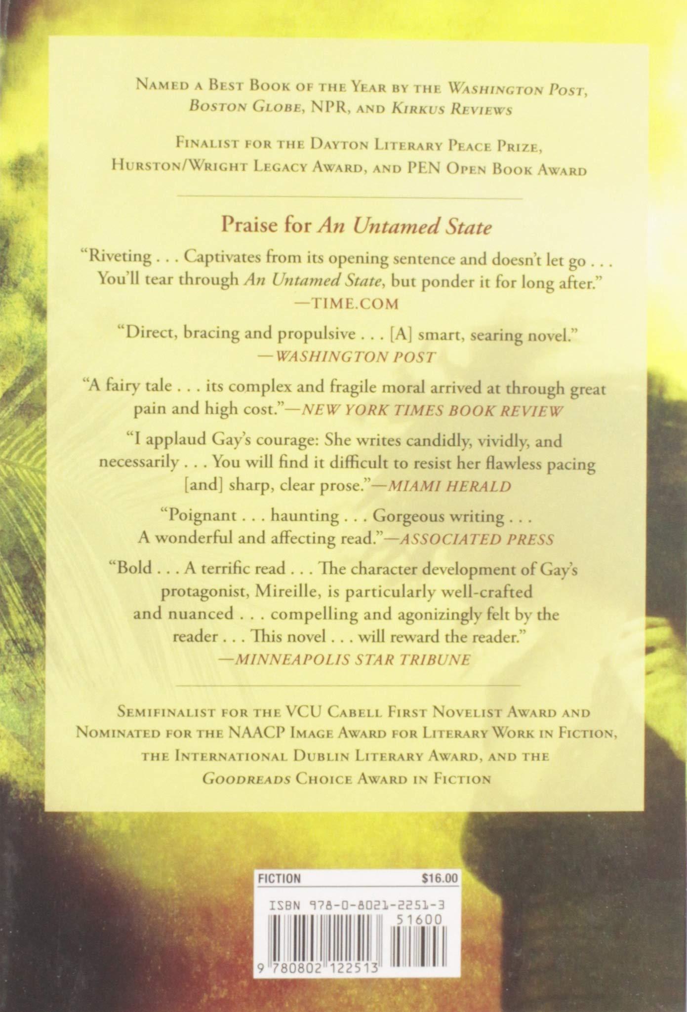 An Untamed State: Amazon.es: Gay, Roxane: Libros en idiomas ...