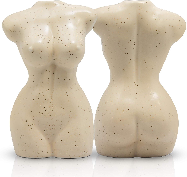 Ceramic Female Torso