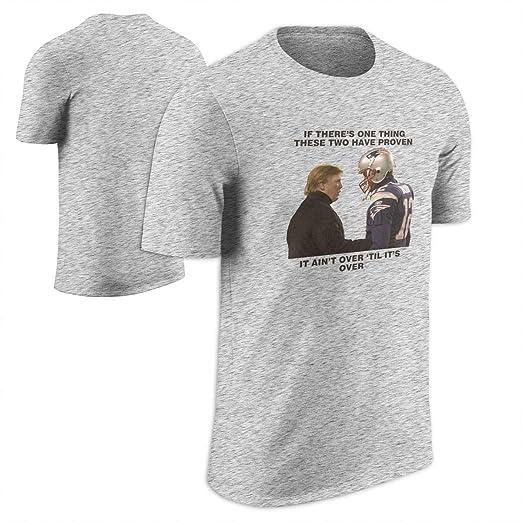 Amazon.com  Tom Brady   Donald Trump New England Football Patriots  Celebration Super Bowl  Clothing 740f951a6