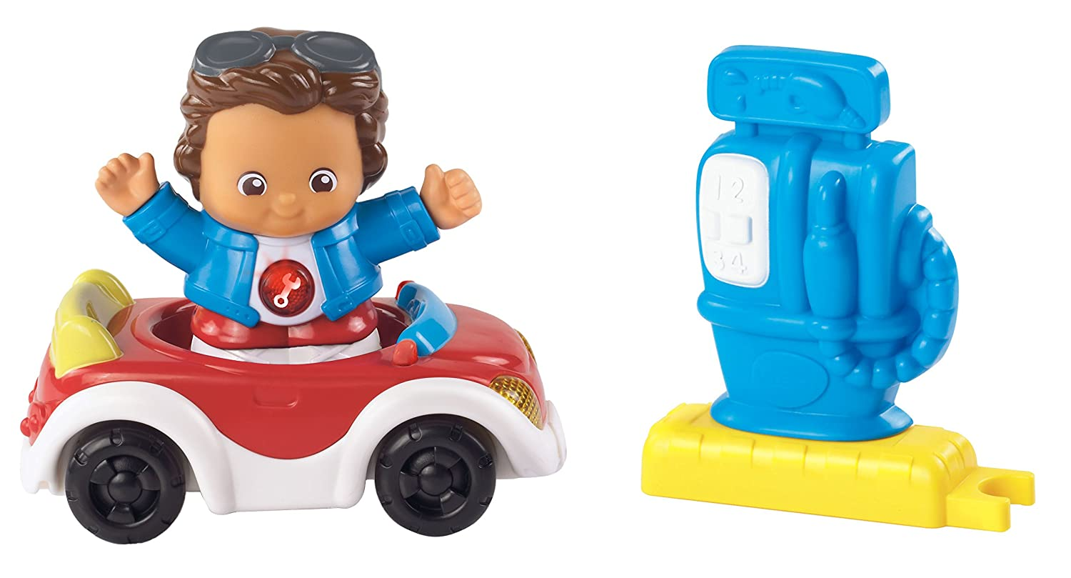 VTECH Go! Go! Smart Friends-Cruise and Go Convertible with Jackson Toy 80-162600