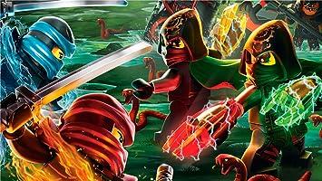 Amazon.com: Artwcm The Hands of Time, Season 7, Ninjago ...
