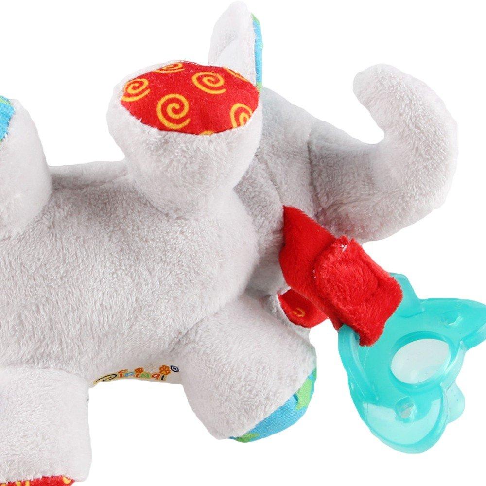 Amazon.com: Aisikasi Chupete de bebé con peluche extraíble ...