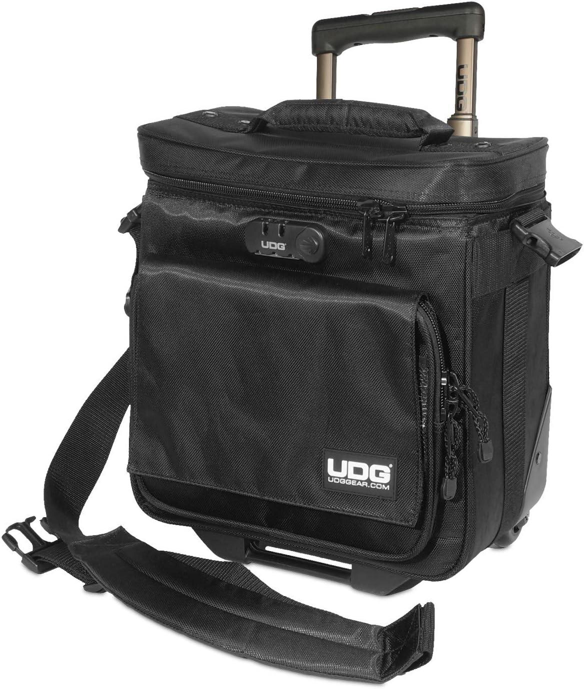 UDG U9870BL Ultimate - Maletín con ruedas, color negro