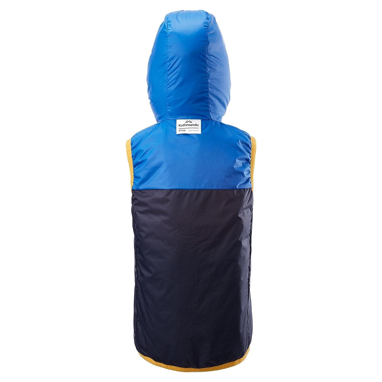 c44c584d6 Kathmandu Bosley Kids  Reversible Hooded Water Repellent Insulated ...